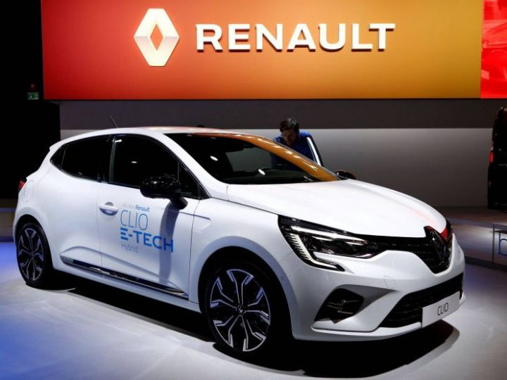 Renault veut être « dans le match »