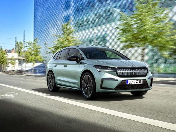 Škoda Coupé version of the ENYAQ iV will be on the road in 2021    Elektroauto-News.net