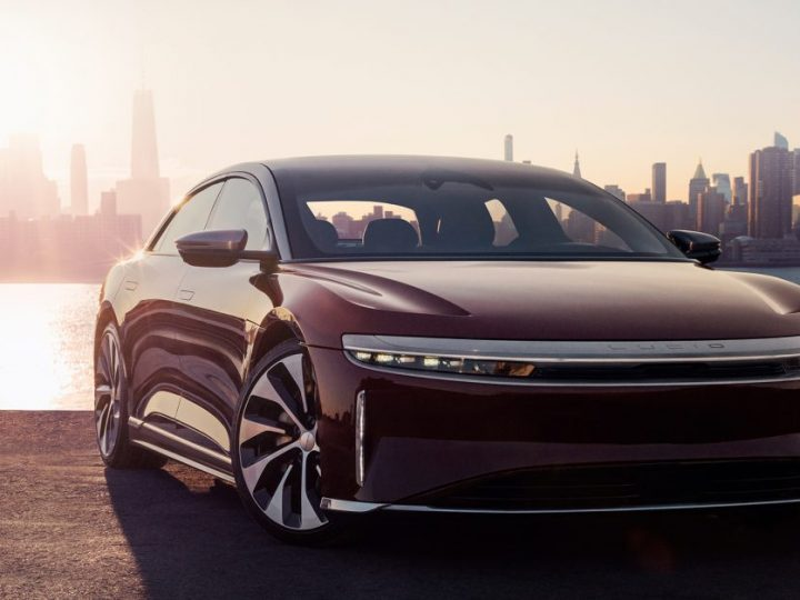 Lucid 'sold out' the first version of its Air electric sedan, but we don't know how many – Electrek