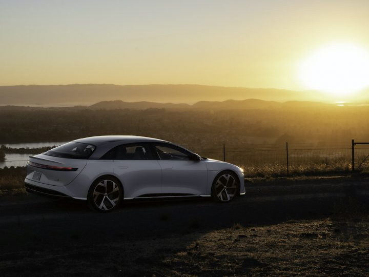 L'incroyable (et périlleuse) révélation sur Lucid Motors, rival de Tesla