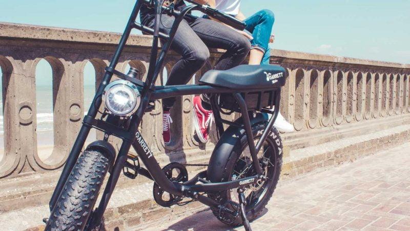 Garrett Miller : un vélo électrique conçu pour les fans de Vintage