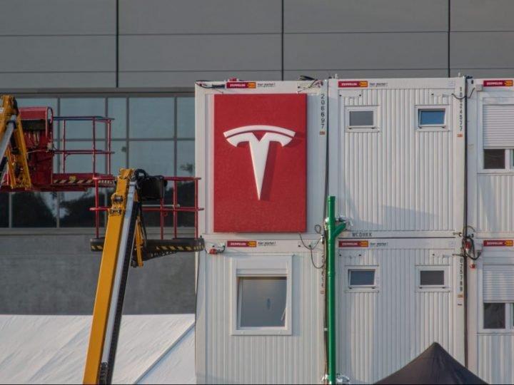 Tesla enregistre une compagnie d'assurance à l'adresse de Giga Berlin