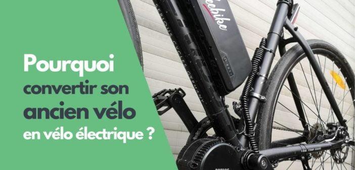Pourquoi transformer son vélo classique avec un Kit Vélo Électrique