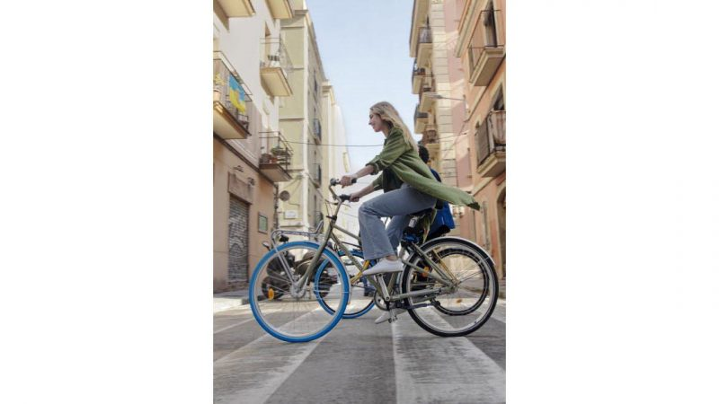 """transports. Swapfiets, le """"Netflix du vélo"""", débarque à Lyon"""