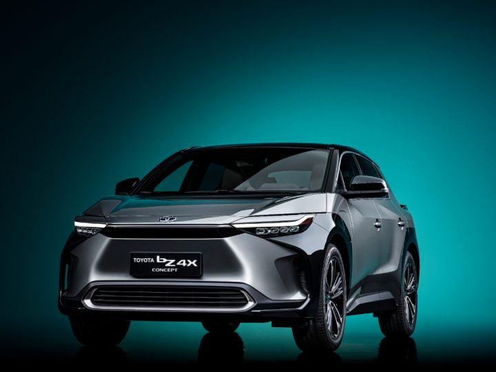Toyota bZ4X Concept (2021) : le futur RAV4 100 % électrique !