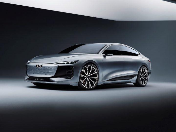 Audi A6 e-tron Concept (2021), la Tesla Model S d'Audi ?