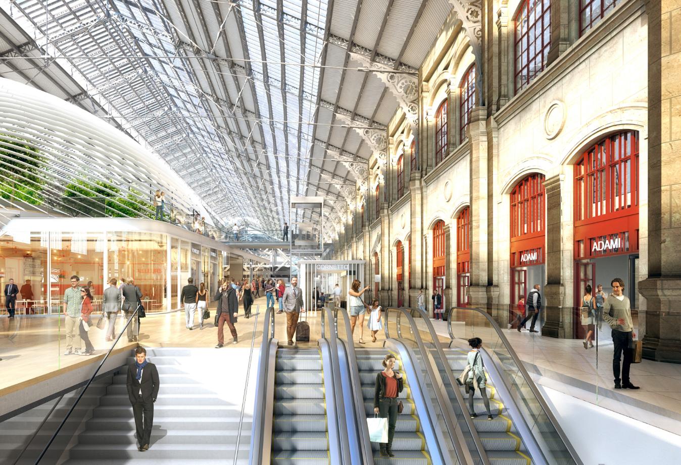 Rénover les gares pour développer le ferroviaire