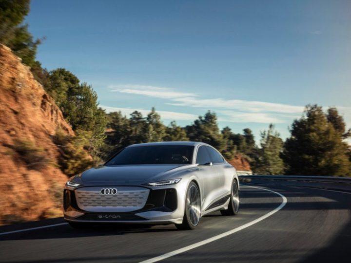 Concept Audi A6 e-Tron – la prochaine E-Volution