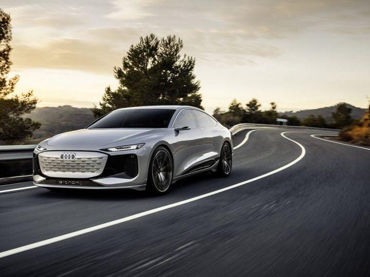 Audi A6 e-tron Concept : une nouvelle rivale pour la Tesla Model S