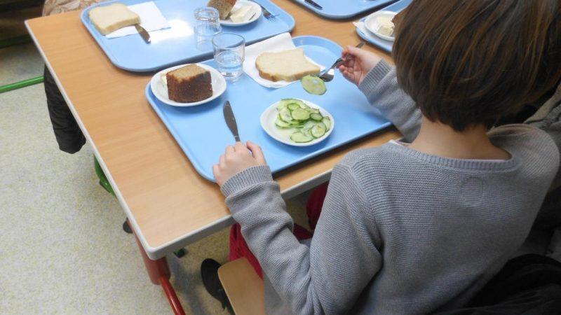 En septembre prochain, les élèves de Saint-Gobain pourront bénéficier de repas à 1 euro à la …