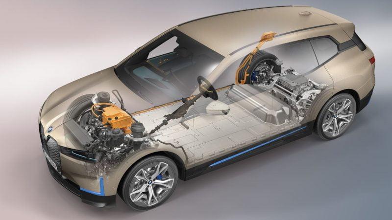 BMW se prépare à la révolution des batteries solides