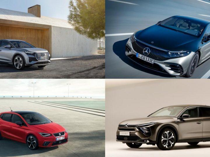 Citroën C5 X, Mercedes EQS, Seat Ibiza restylée… les nouveautés de la semaine en images
