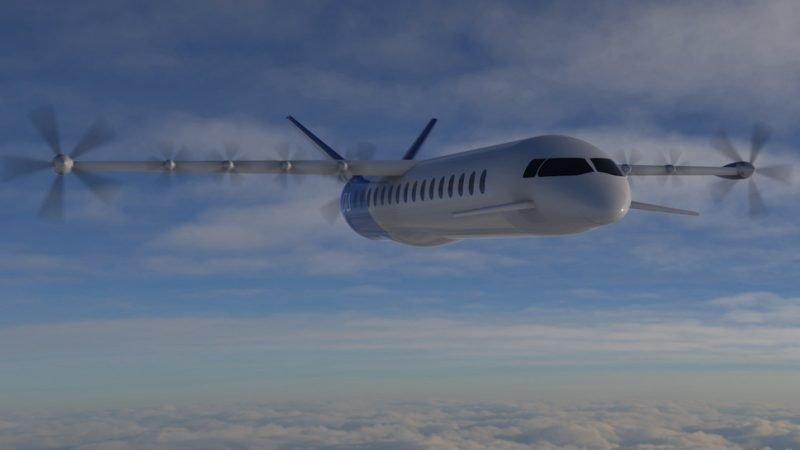 L'Espagne décidée à électrifier son transport aérien régional