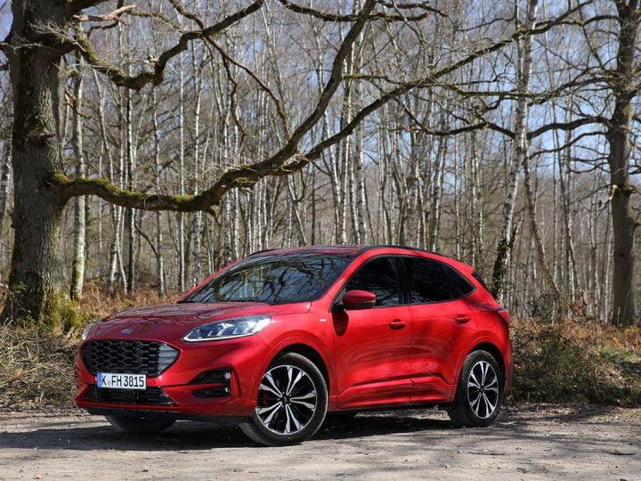 Essai Ford Kuga hybride: le choix de la simplicité