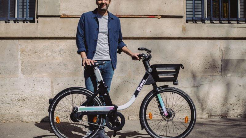 Paris: Bloom, des vélos électriques « tout compris » pour 59 euros par mois