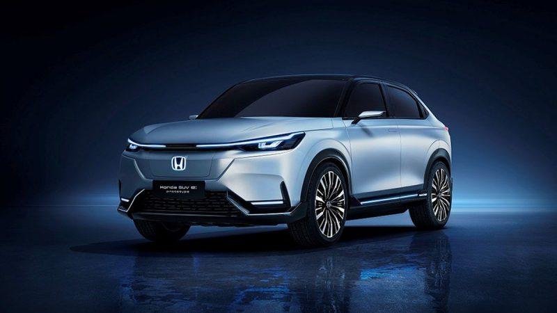 Honda SUV e Prototype : le HR-V électrique s'annonce en concept