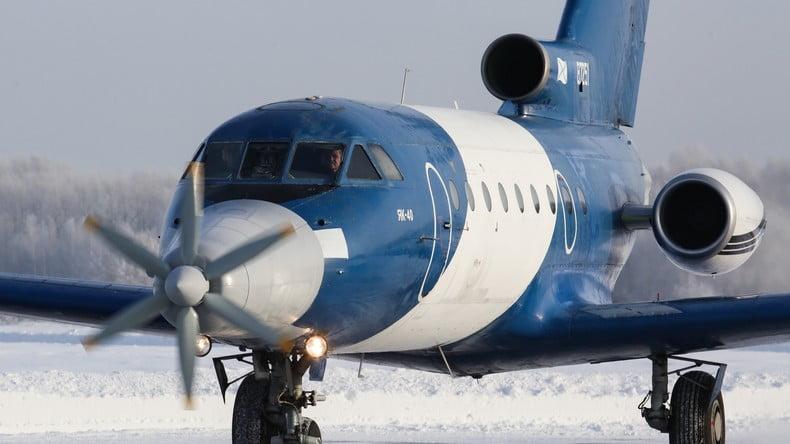 La Russie dévoilera un avion électrique au Salon de Moscou
