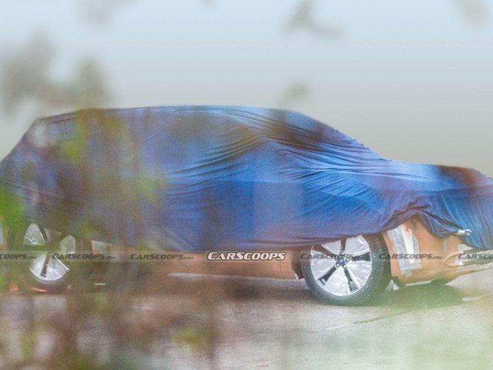 Le prochain SUV électrique de Ford à plateforme MEB se fait surprendre