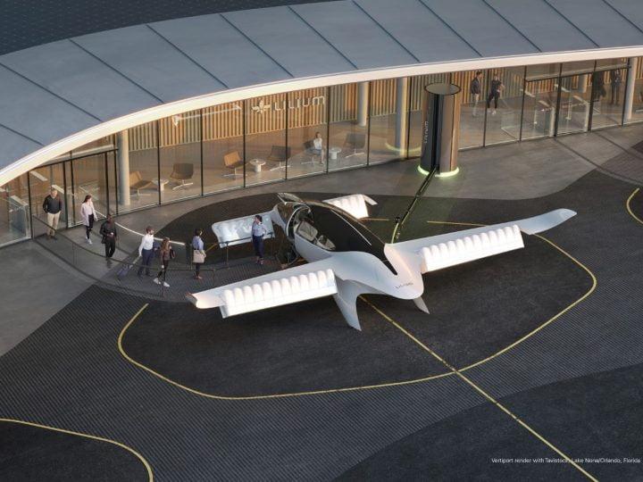 Lilium Dévoile Lilium Jet, Son Taxi Volant à 7 Places Capable De Décollage Vertical Silencieux