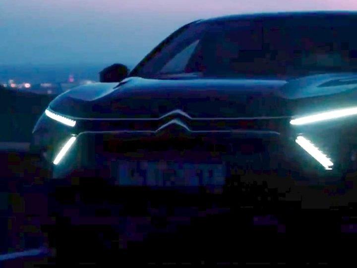 Nouvelle Citroën C5: la berline hybride en approche