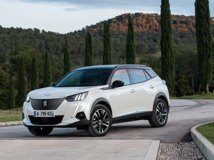 Peugeot 2008 (2020) : combien d'exemplaires vendus en 2021 ?