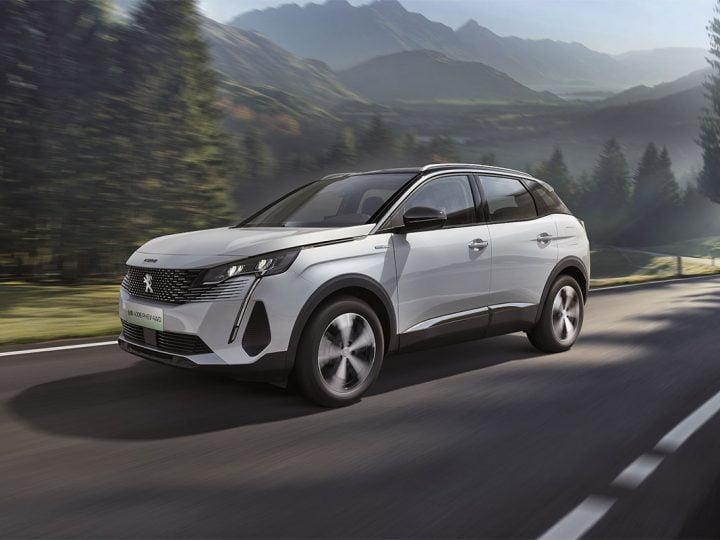 Peugeot complète son offensive hybride rechargeable en Chine