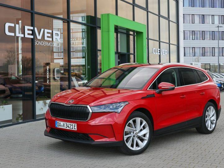 Skoda sur le SUV électrique Enyaq: «Nous pouvons livrer malgré une forte demande» |  Elektroauto-News.net