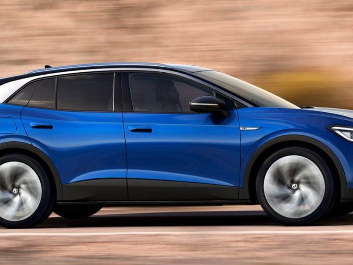 Le SUV électrique Volkswagen ID.4 Pro reçoit une autonomie EPA de 260 miles – Electrek