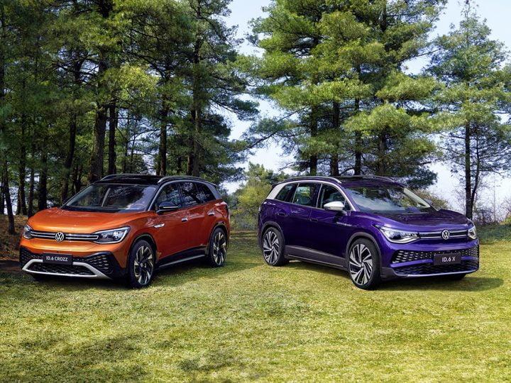 Volkswagen ID.6 : Un SUV électrique sept places réservé à la Chine