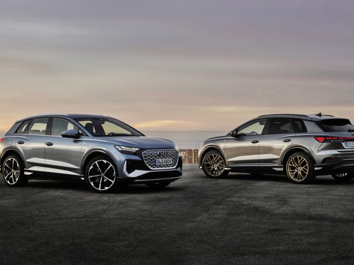 Audi lance le Q4 e-tron à moins de 43 000 euros : suffisant pour battre le Tesla Model Y ?