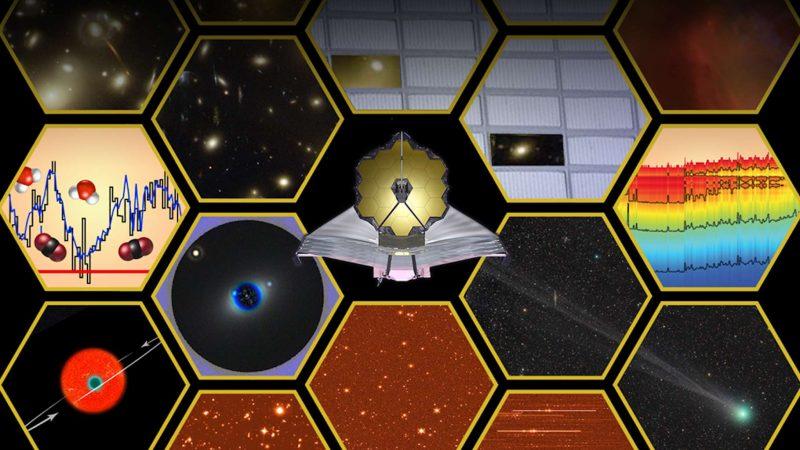 « L'excitation monte » à la Nasa avec la liste des premiers objets qui seront observés par le télescope spatial Webb