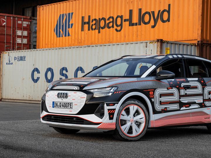Audi Q4 e-tron: un excellent exemple d'esthétique technique – electrive.com