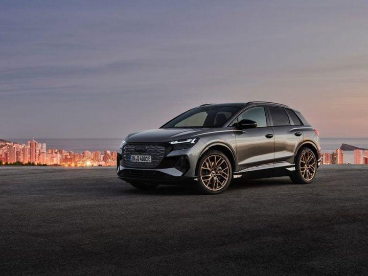 Audi Q4 e-tron, le SUV compact qui veut balayer la Tesla Model Y