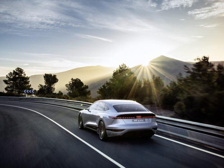 Audi A6 E-Tron, Mercedes EQB, Toyota EV concept, Alpha Wolf +: l'actualité automobile d'aujourd'hui