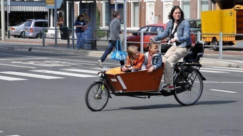 Lisieux : des aides pour l'achat de vélos-cargos et adaptés au handicap