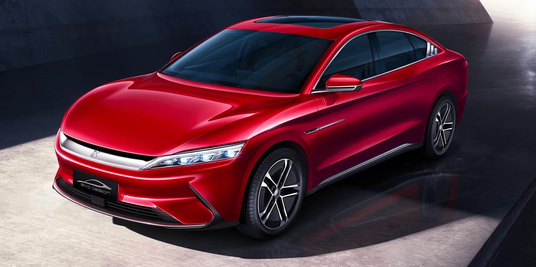 T1: Forte croissance des ventes de voitures électriques en Chine