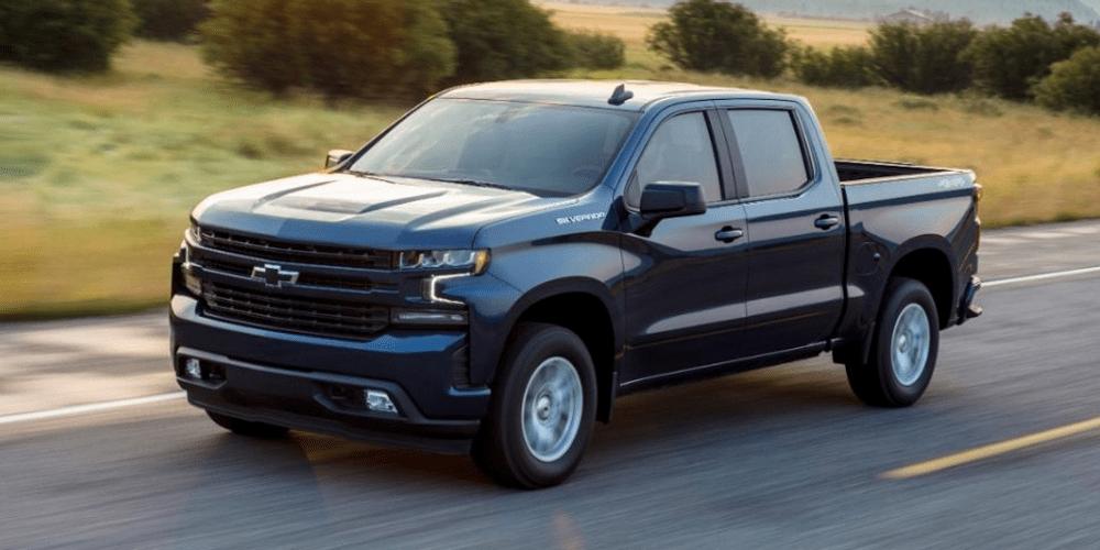 GM apporte le Chevrolet Silverado électrique