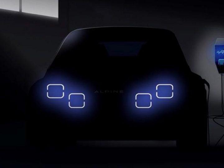 Alpine PZ110 : la division sport de Renault prépare un SUV électrique à triple moteur