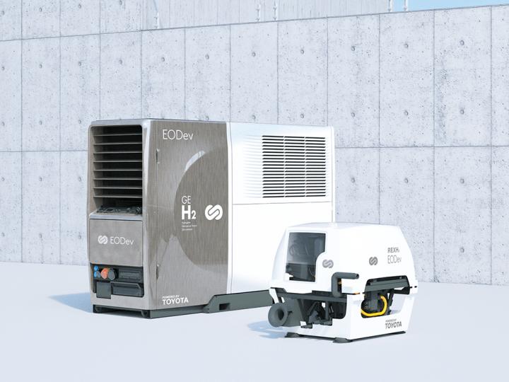 Projet de catamaran H2: Toyota participe à EODev – electrive.com