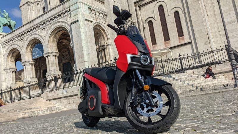 un scooter électrique 125 convaincant