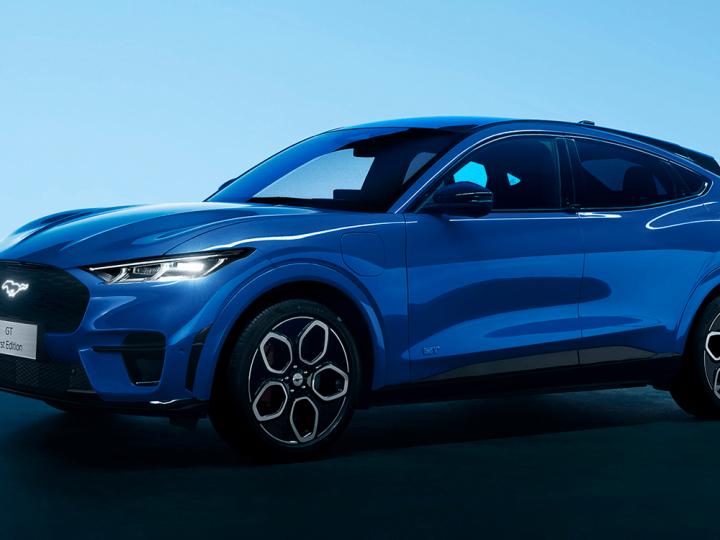 Chine: Ford ouvre les carnets de commande de la Mustang Mach-E