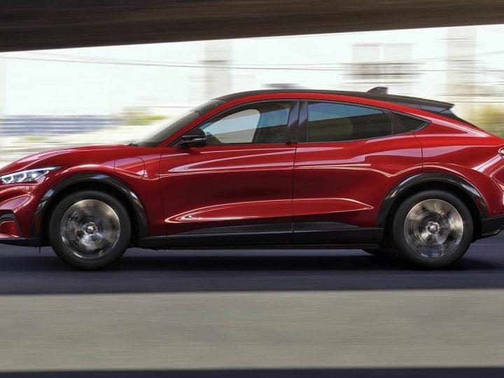 Ford lutte contre les premiers problèmes logiciels de la Mustang Mach-E