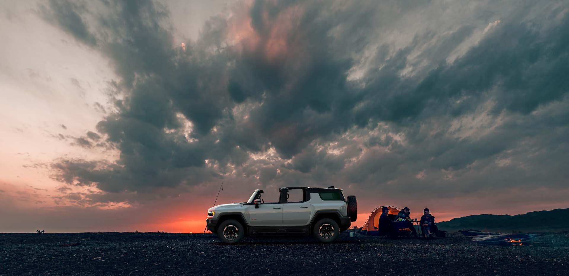 Le SUV Hummer EV gagnera 100 miles en 12 minutes, facteur de recharge sur les itinéraires hors route