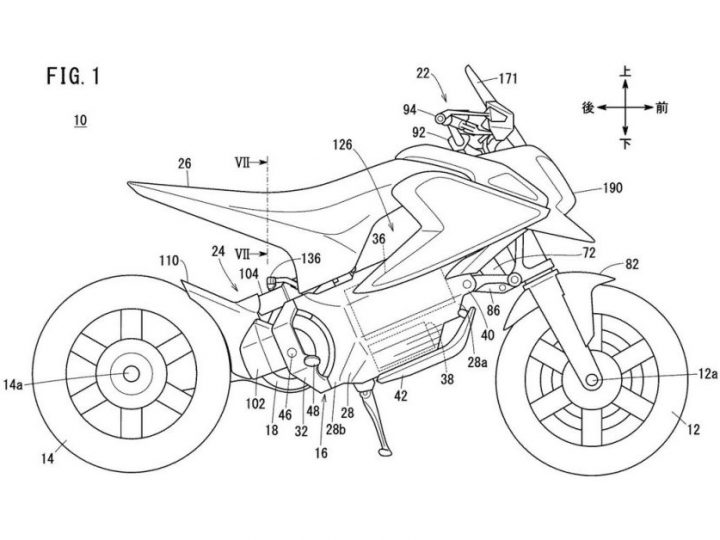 Le minibike électrique Honda vu dans les brevets – un Honda e-Grom arrive-t-il?