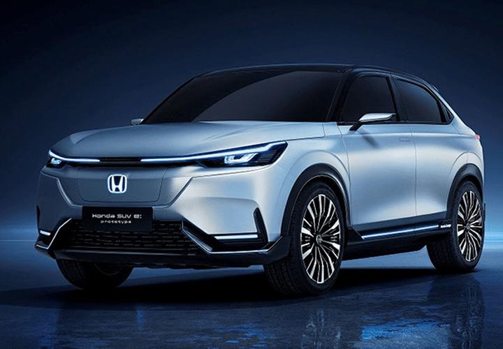 Honda présente un E-SUV proche de la série pour la Chine – electrive.com