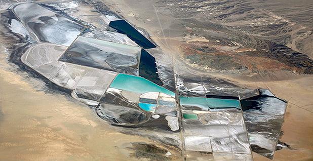 VÉHICULES ÉLECTRIQUES: la pénurie de lithium menace la croissance des VE – rapport