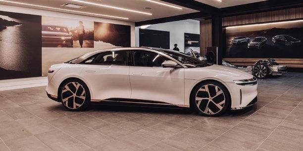 Lucid Motors, la startup californienne qui rêve de détrôner Tesla