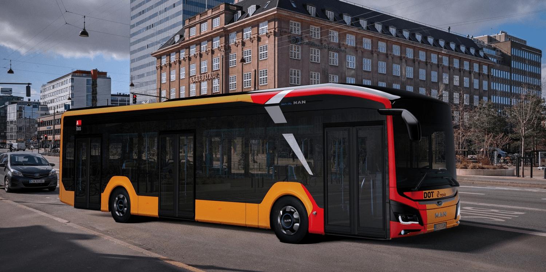 MAN reçoit une commande de bus électronique du Danemark – electrive.com