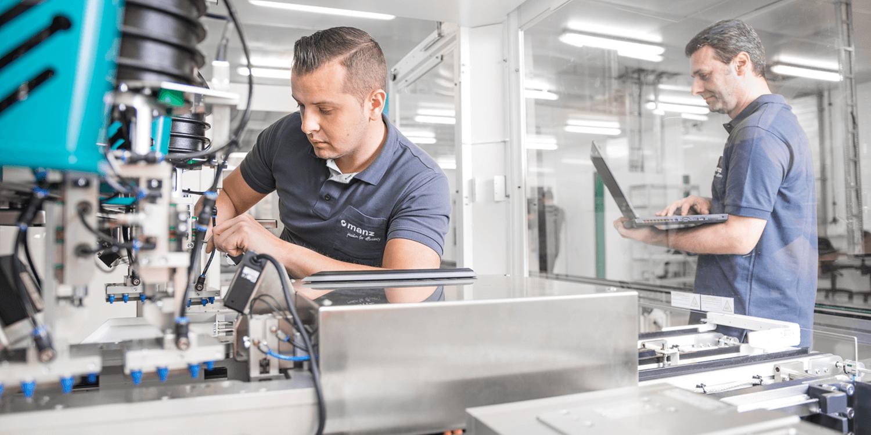 Manz et Grob Werke acceptent de coopérer dans le domaine des systèmes de batteries – electrive.com
