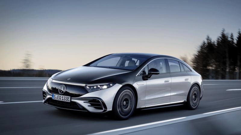 Mercedes EQS: véhicule électrique de luxe aérodynamique avec une autonomie de 770 kilomètres – electrive.com